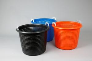 Plastkurv - Svart