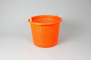 Plastkurv - Oransje