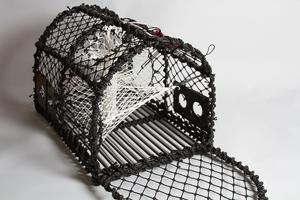 Krabbeteine Fritidsfiske metallbotten