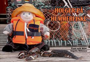 Holger på Hummerfiske
