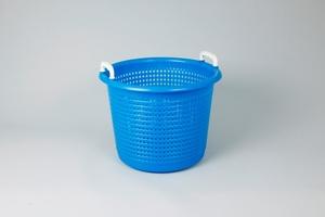 Plastkurv - Blå