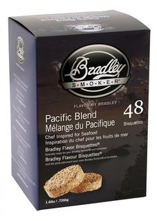Røykbriketter - Pacific Blend - 48-pak
