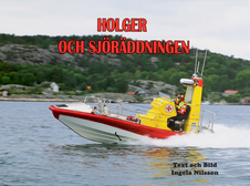Barnbok Holger och sjöräddningen