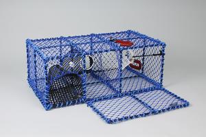 Krepseteine med kammer - Kalver av plast